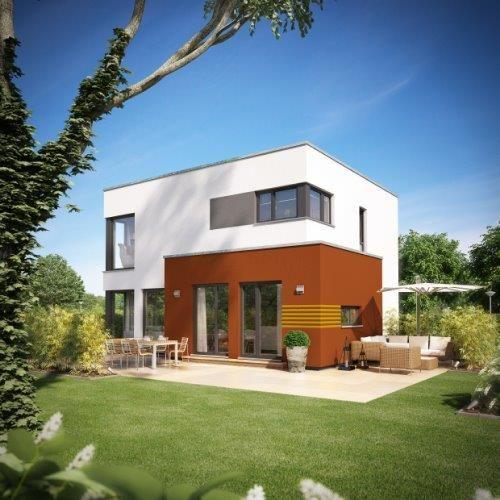 Plusenergiehaus mit Keller in top Lage und schicker Architektur